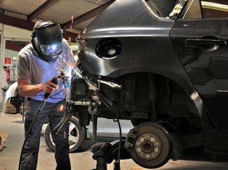 Auto Body Repair in Oregon City