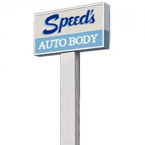 Speeds Auto Body